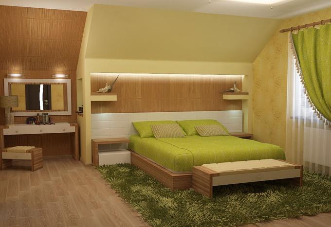 Создать благоприятную атмосферу в спальне поможет фен-шуй