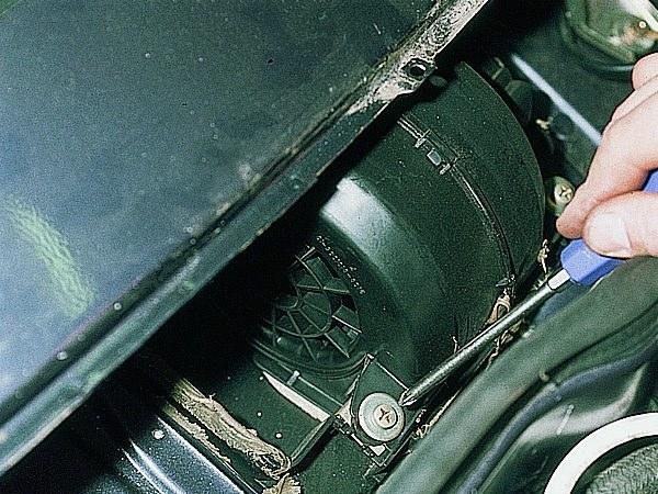 Вентилятор на ВАЗ-2108