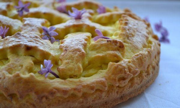 Вкусный пирог пастьера