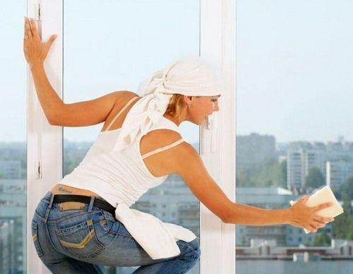 How to wash Windows Shine