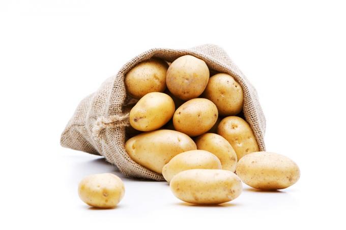 Читстим картофель за минуту