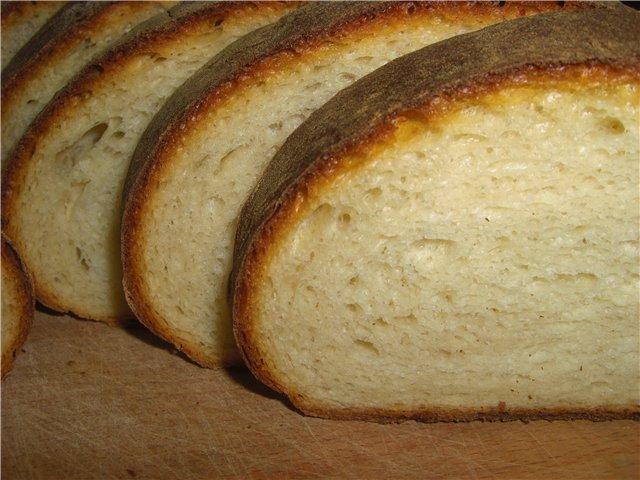 Как приготовить картофельный хлеб