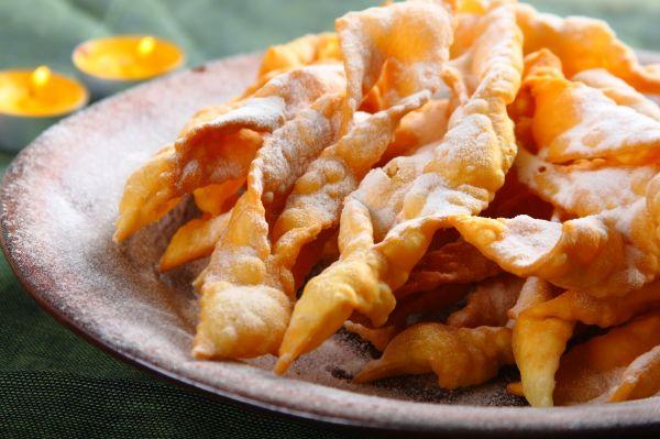 Как приготовить картофельный хворост