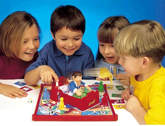 Игры ребенка в возрасте 4 – 6 лет