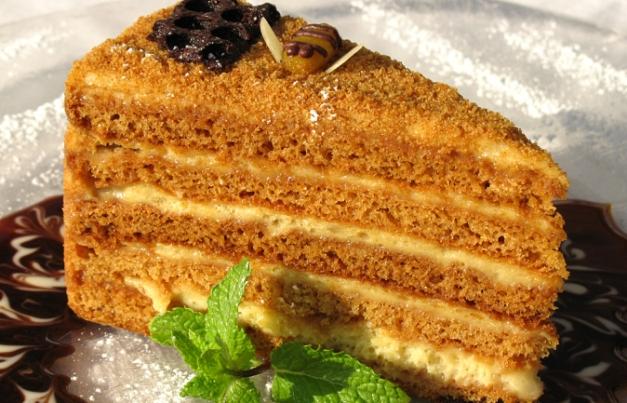 """Как приготовить торт """"Сказочный день"""""""