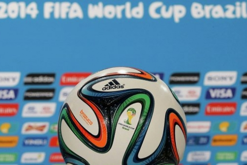 Which teams will play in the 1/4 finals of the world Cup 2014 football