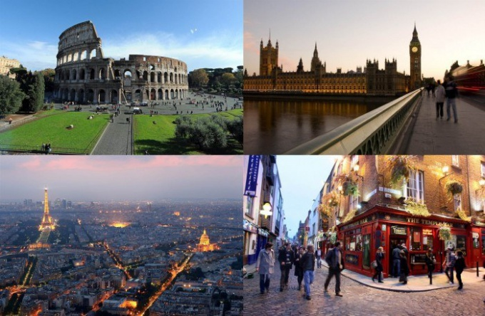 Travel in Europe