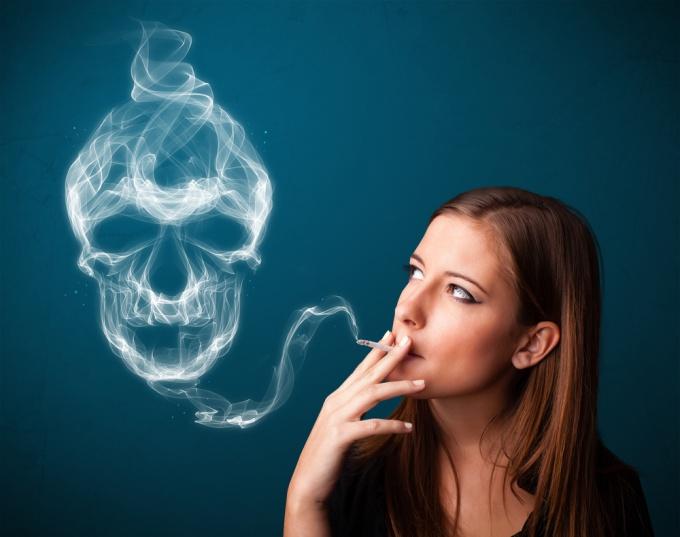 Насколько вреден сигаретный дым