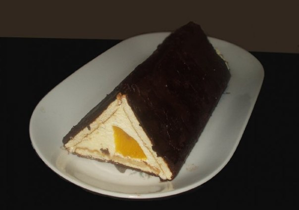 Торт «Шалаш любви»