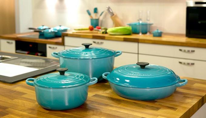 Керамическая посуда требует особого ухода