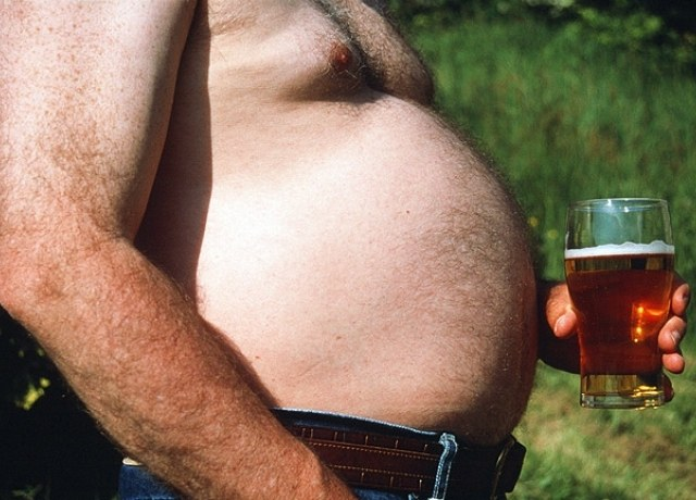 Why beer makes you fat