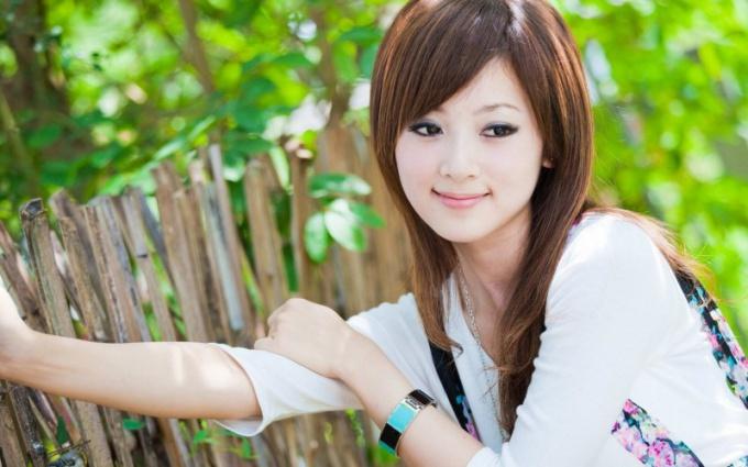 Как сделать макияж как у японки