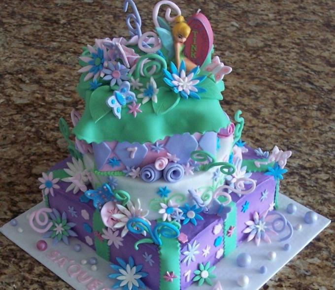 Как сделать густой крем для украшения торта