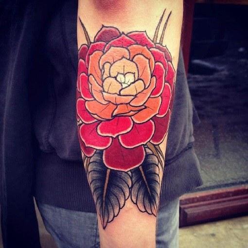 Татуировка для предплечья