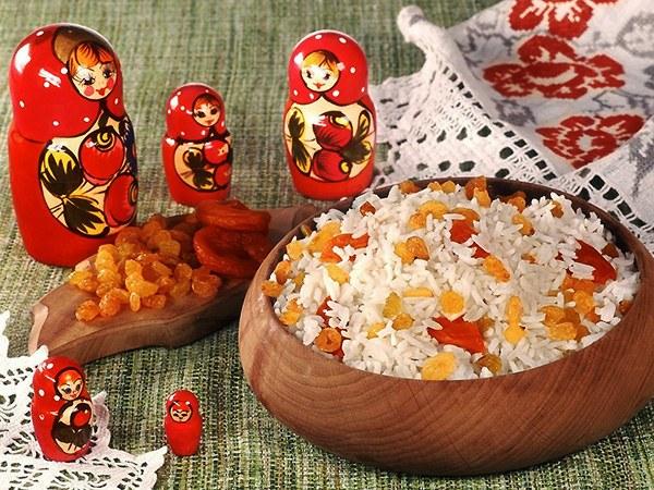 Рисовая каша - питательное и вкусное блюдо