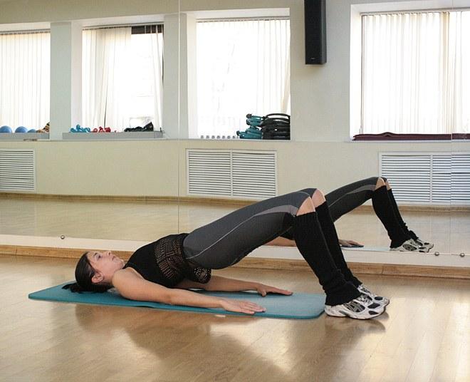 Как накачать ягодичные мышцы
