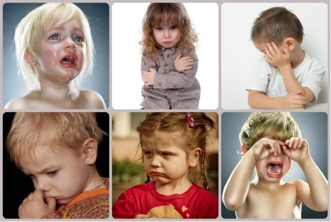 Разочарование ребенка