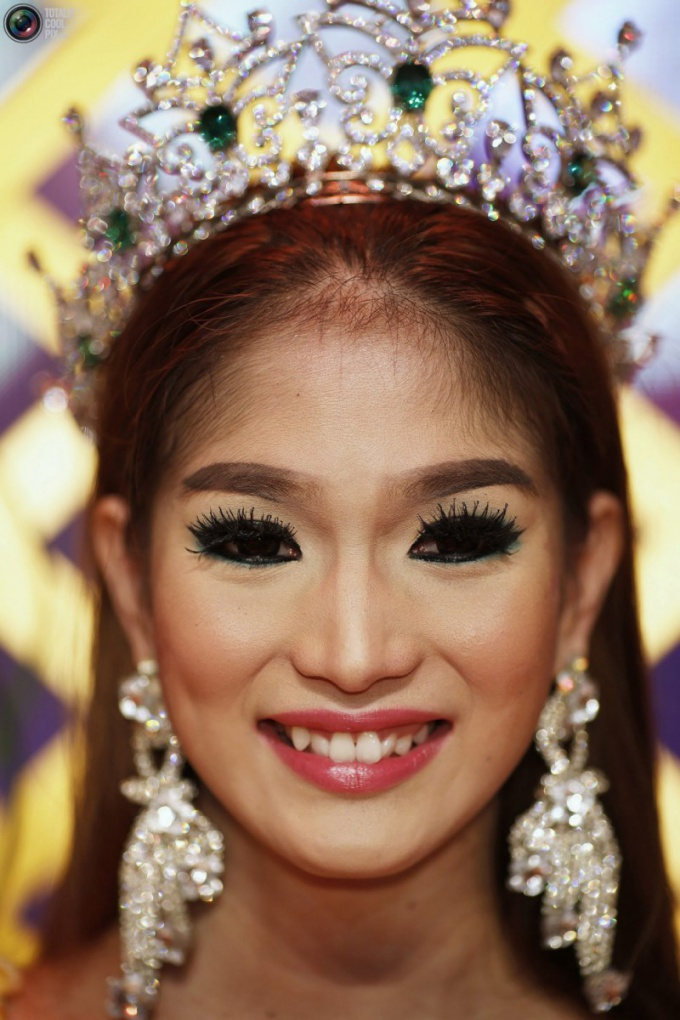 Как отличить транссексуала в Таиланде