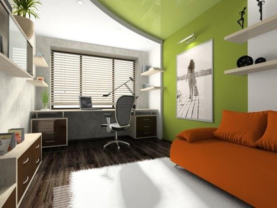 Как оформить спальню для подростка