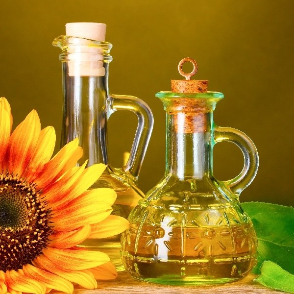 Sunflower oil has the useful properties