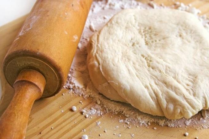 Для приготовления каких блюд нужно пресное тесто