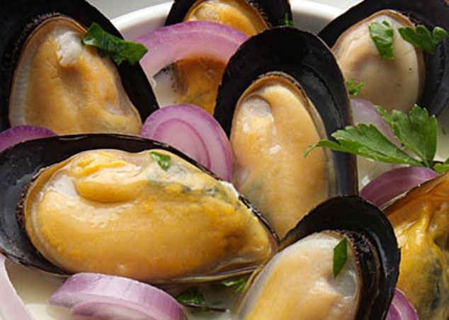 Как готовить мидии