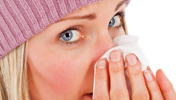 Как избавиться от насморка в сжатые сроки