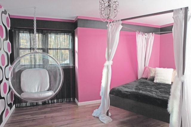 Как зонировать спальню