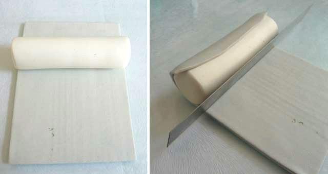 украшения из полимерной глины как сделать своими руками