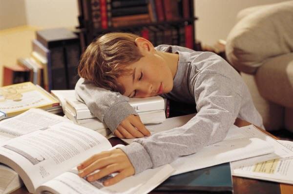 Как отдохнуть от учебы