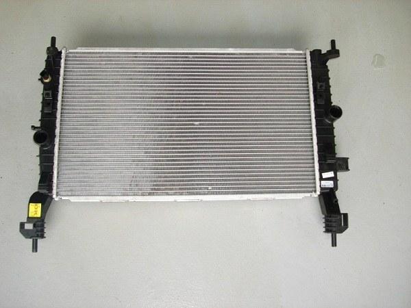 Внешний вид радиатора охлаждения