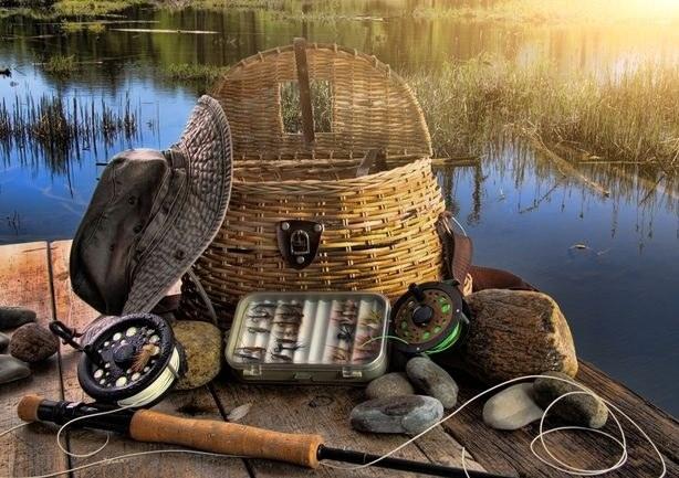 """Что входит в понятие """"рыболовные снасти"""""""