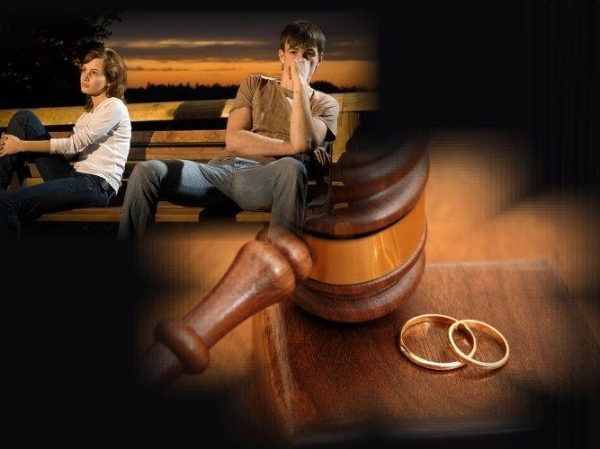 Что необходимо чтобы подать на развод