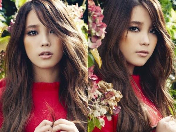 Как красятся кореянки
