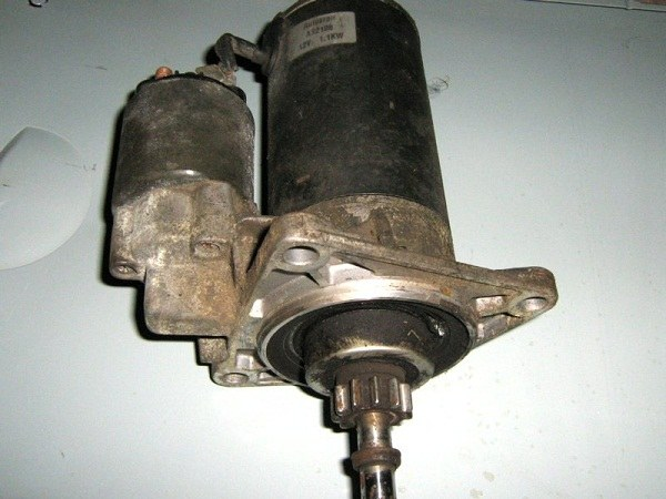 Стартер ВАЗ-2109