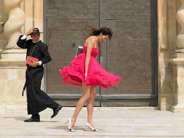 Как удлинить подол платья