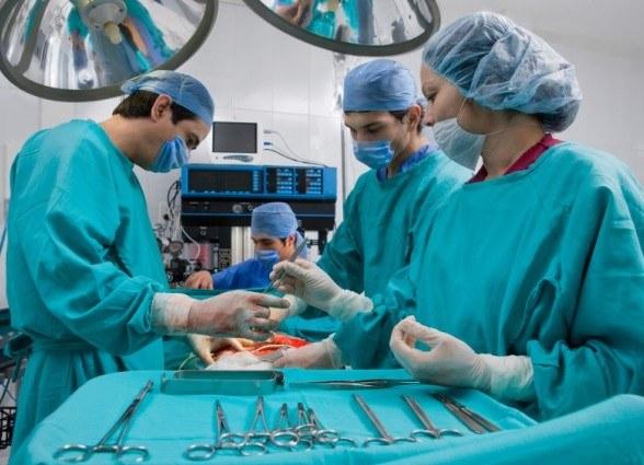 Операция по устранению источника кровотечения