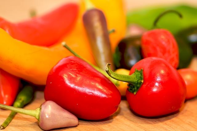 Как сделать заготовку из перцев для салатов