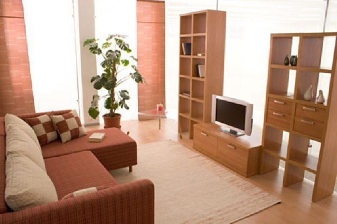 Как сэкономить место и деньги обустраивая комнату