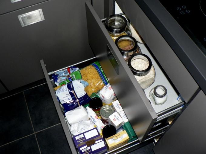 Продукты, которые всегда должны быть на кухне