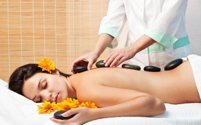 Что такое стоунтерапия?