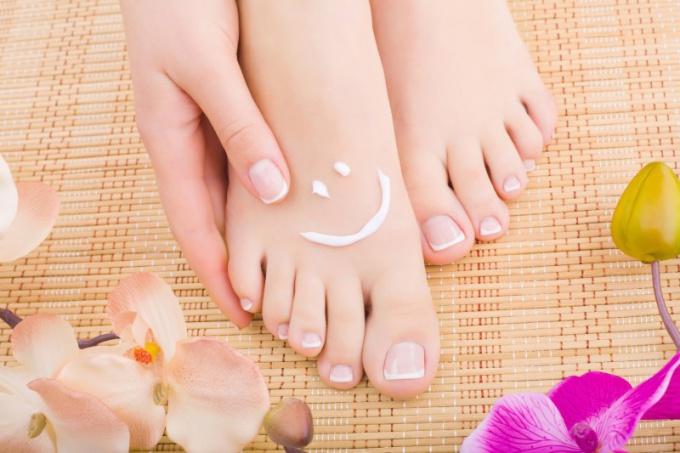 Грибок ног - заразное заболевание
