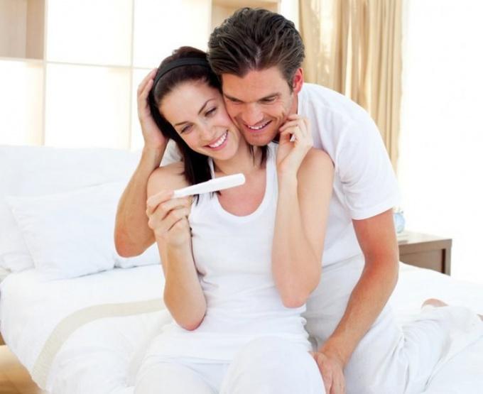 Как сказать мужу, что беременна