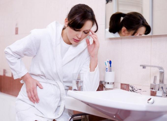 Токсикоз - нормальное явление во время беременности