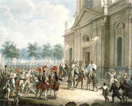Какие причины дворцовых переворотов