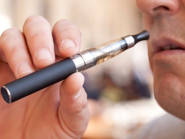 Harmful electronic cigarette