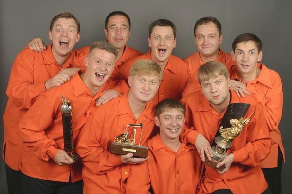 Основной состав команды собрался еще в 1993 году
