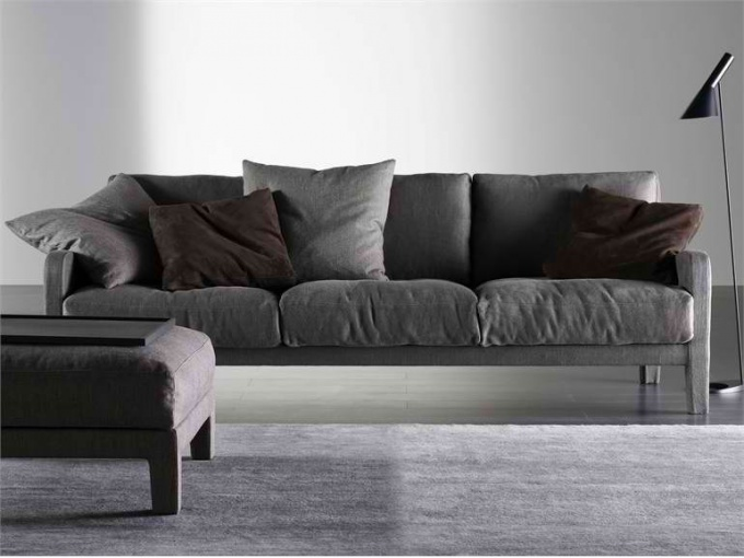 Как самому перетянуть мебель