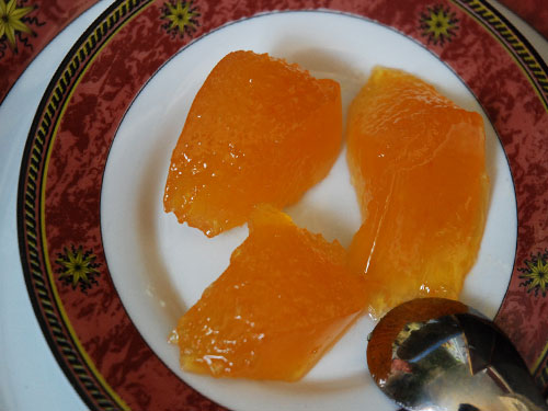 Готовим мармелад из апельсинов по-шотландски