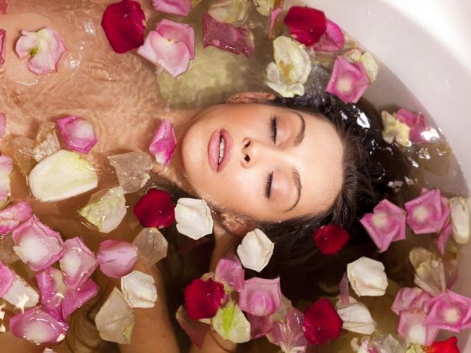 Приятные и полезные ванны